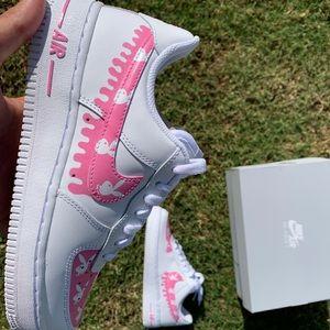 Custom Playboy Bunny Nike Air Force 1